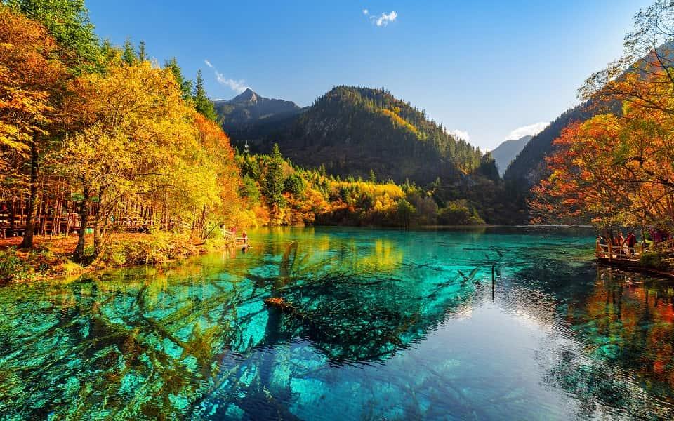 Путешествие в Китай. Озерный край