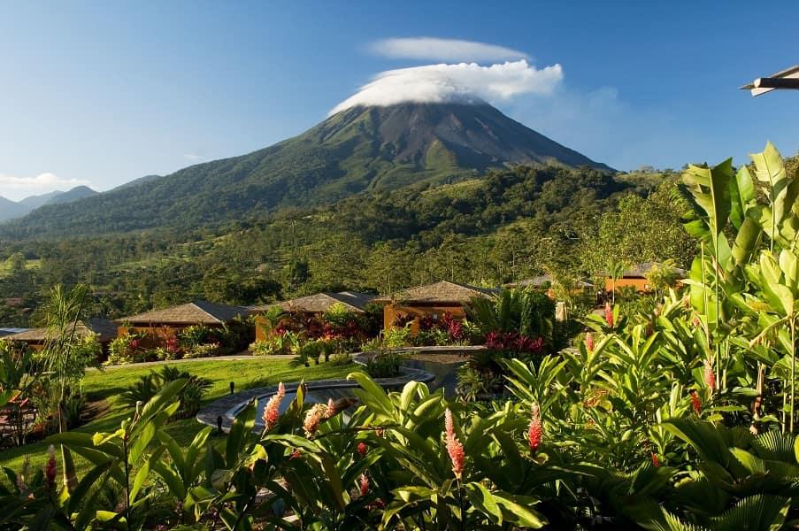 Путешествие в Коста Рику. Вулкан Ареналь фото