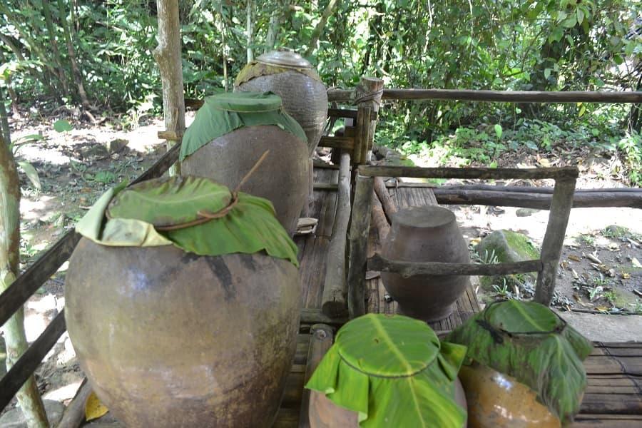 Путешествие в Малайзию. Быт племени Мари Мари