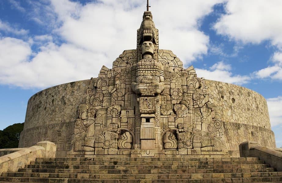 Путешествие в Мексику. Город Мерида