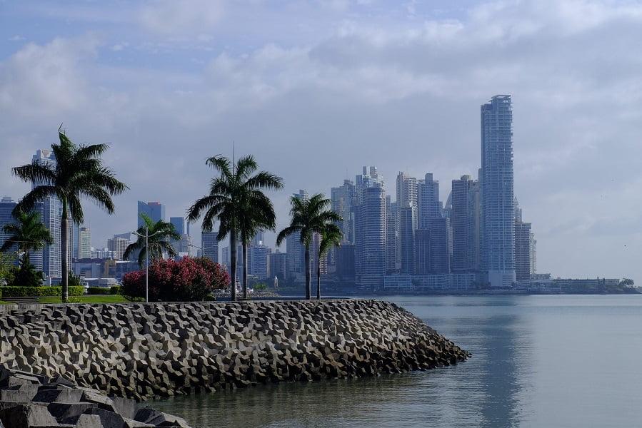Путешествие в Панаму. Панама Сити фото