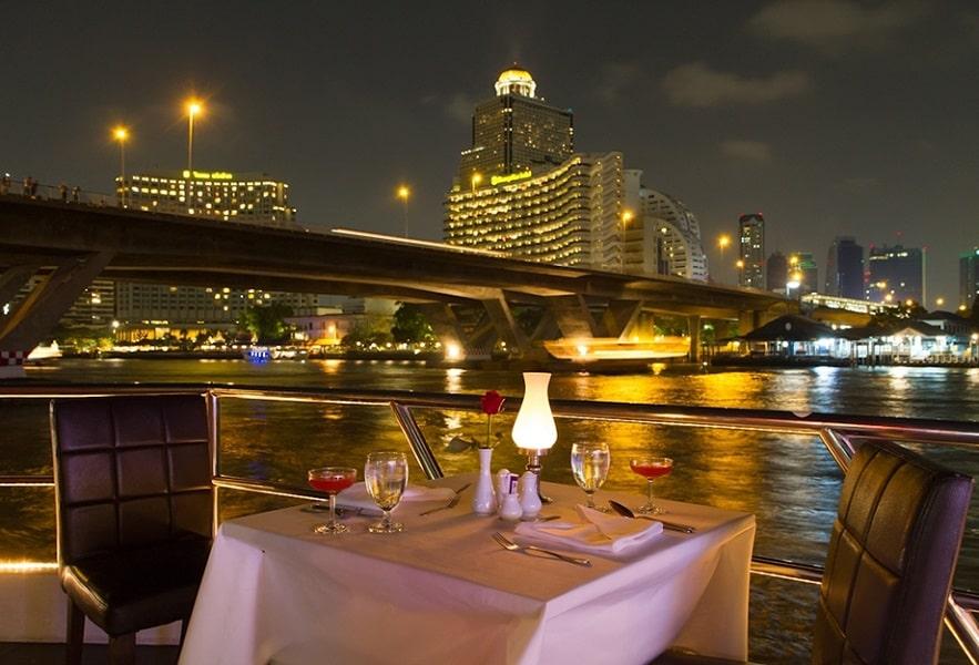 Путешествие в Тайланд. Бангкок. Чао Прайя круиз