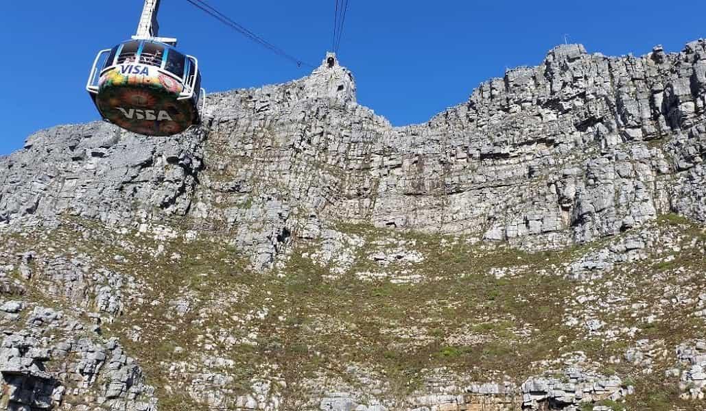 Путешествие в ЮАР. Кейптаун. Экскурсия на Столовую гору