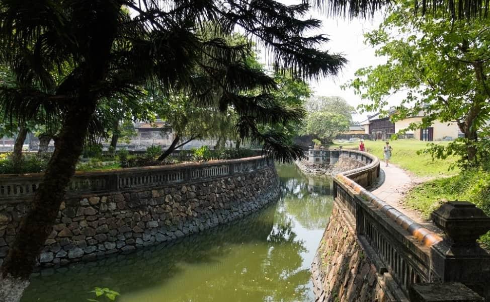 Путешествие во Вьетнам. Хуэ. Запретный город фото