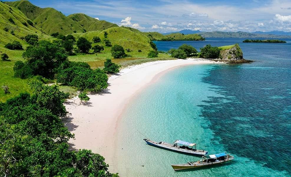 Путевка в Индонезию. Остров Комодо