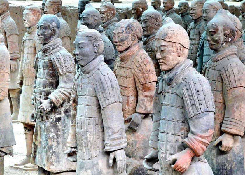 Путевка в Китай. Сиань. Терракотовая армия