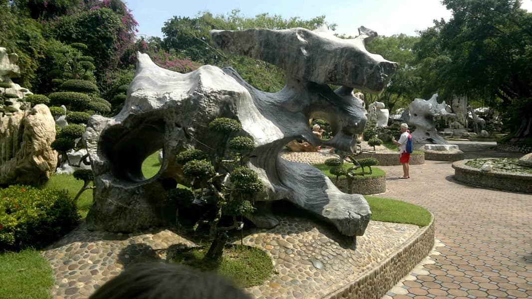 Путевка в Таиланд. Парк миллионалетник камней