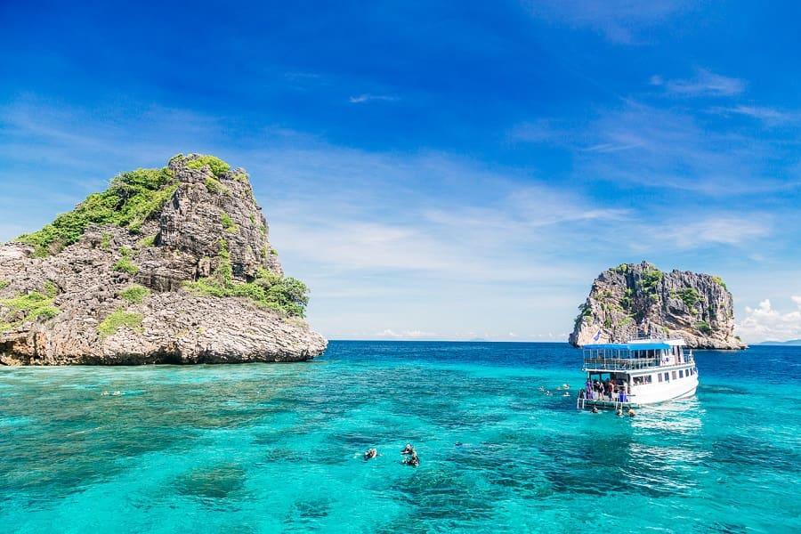 Таиланд отдых на Краби