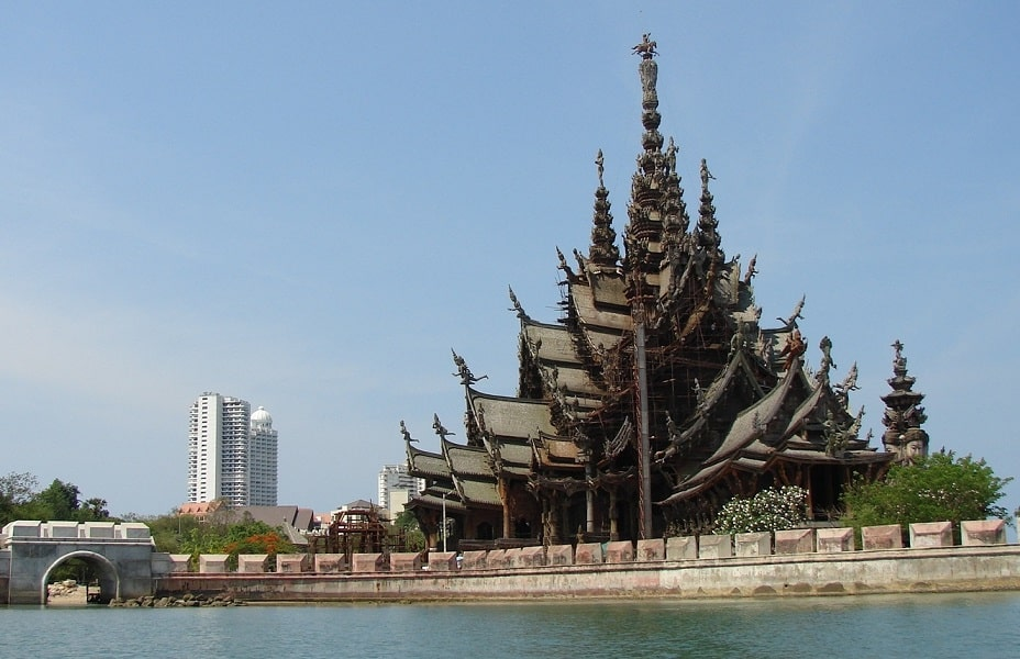 Таиланд туры. Паттайя. Храм Истины