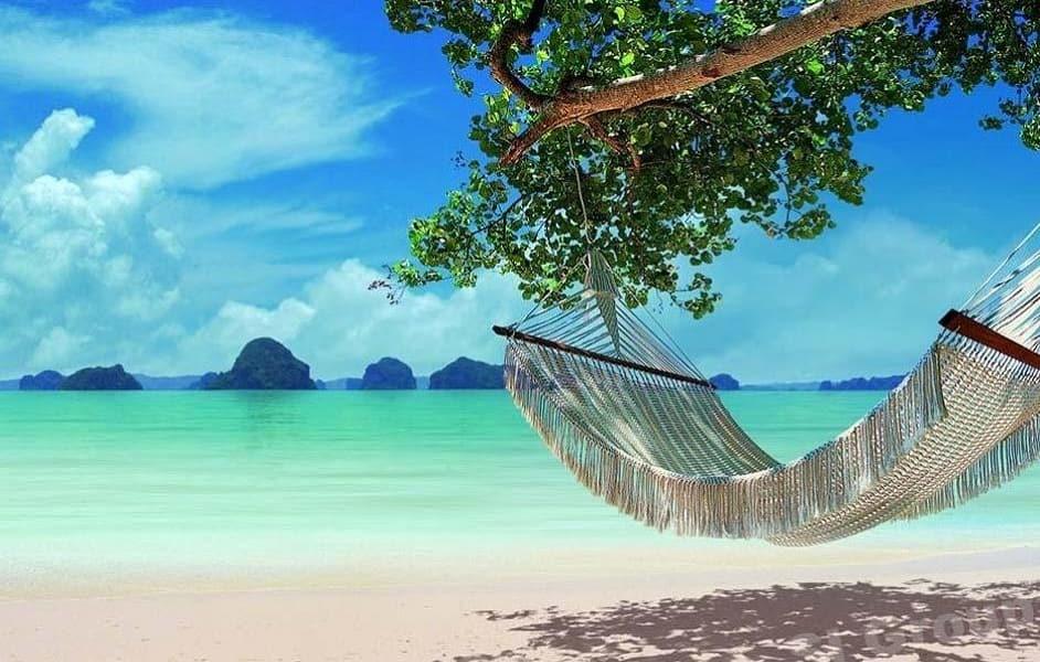 Тайланд туры. Пляж на Краби фото