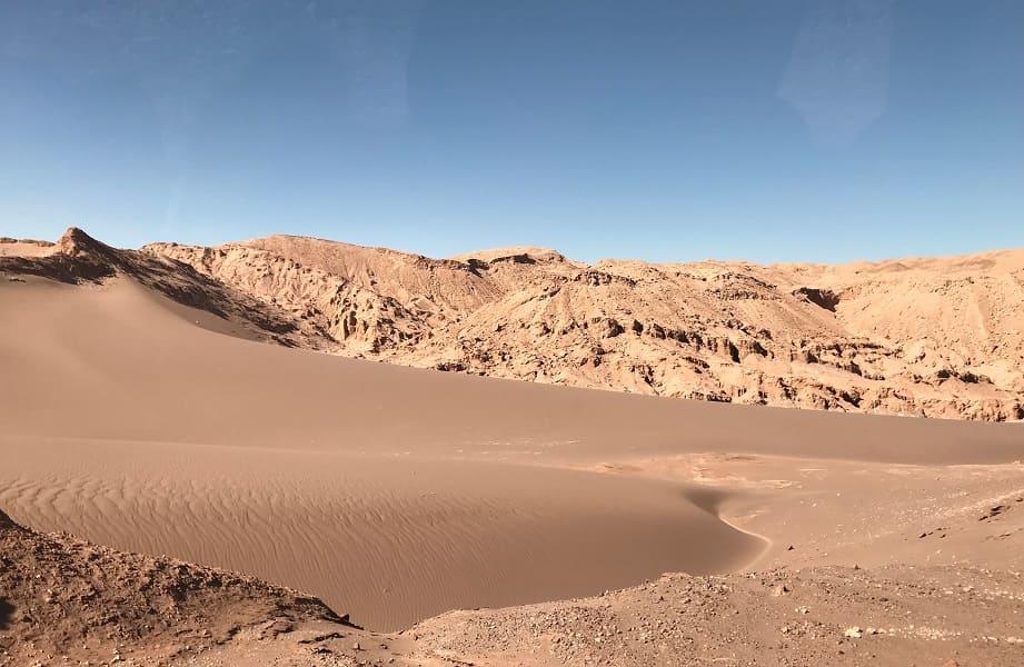 Чили. Экскурсии в пустыне Атакама.