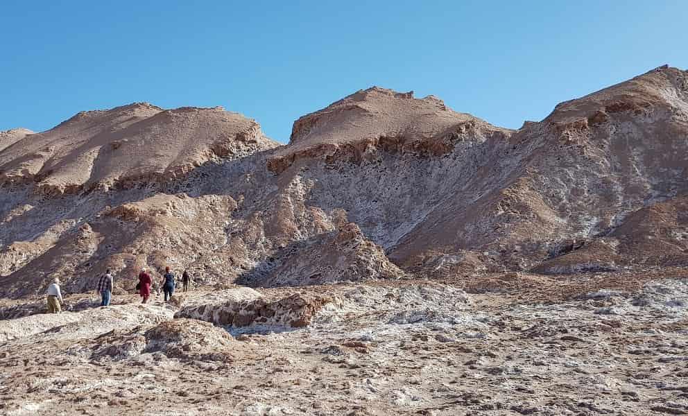 Чили. Экскурсия в пустыню Атакама