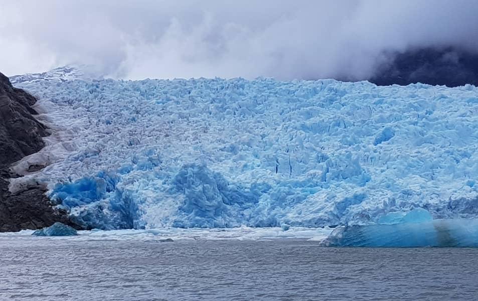 Поездка в Патагонию. Ледник Сан Рафаель
