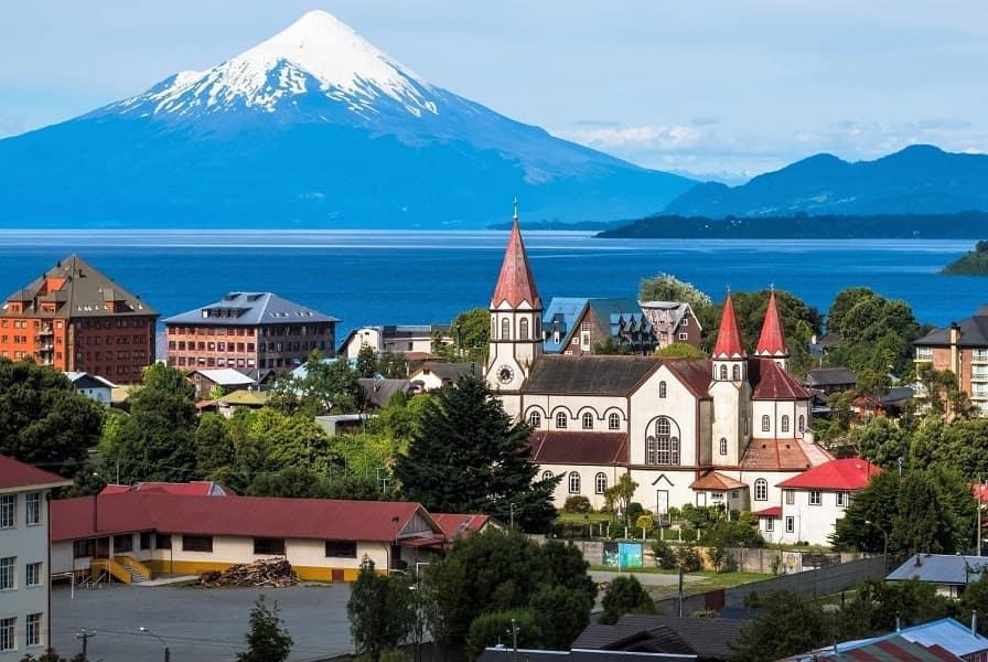 Туры в Чили. Город Пуэрто Варас
