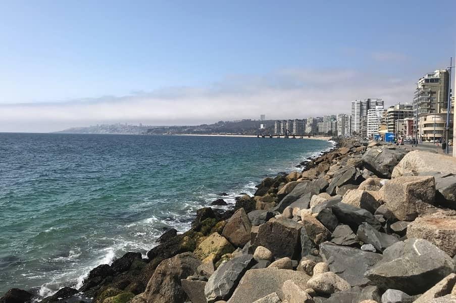 Путевки в Чили. Экскурсия в Винья дель Мар