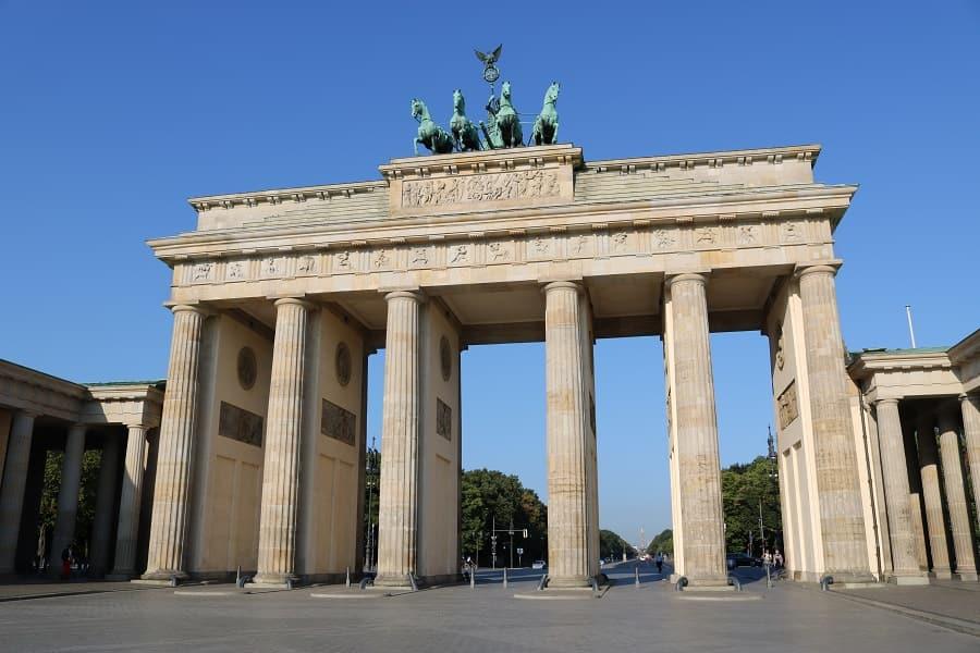 Тур в Германию из Киева. Берлин. Бранденбургские ворота