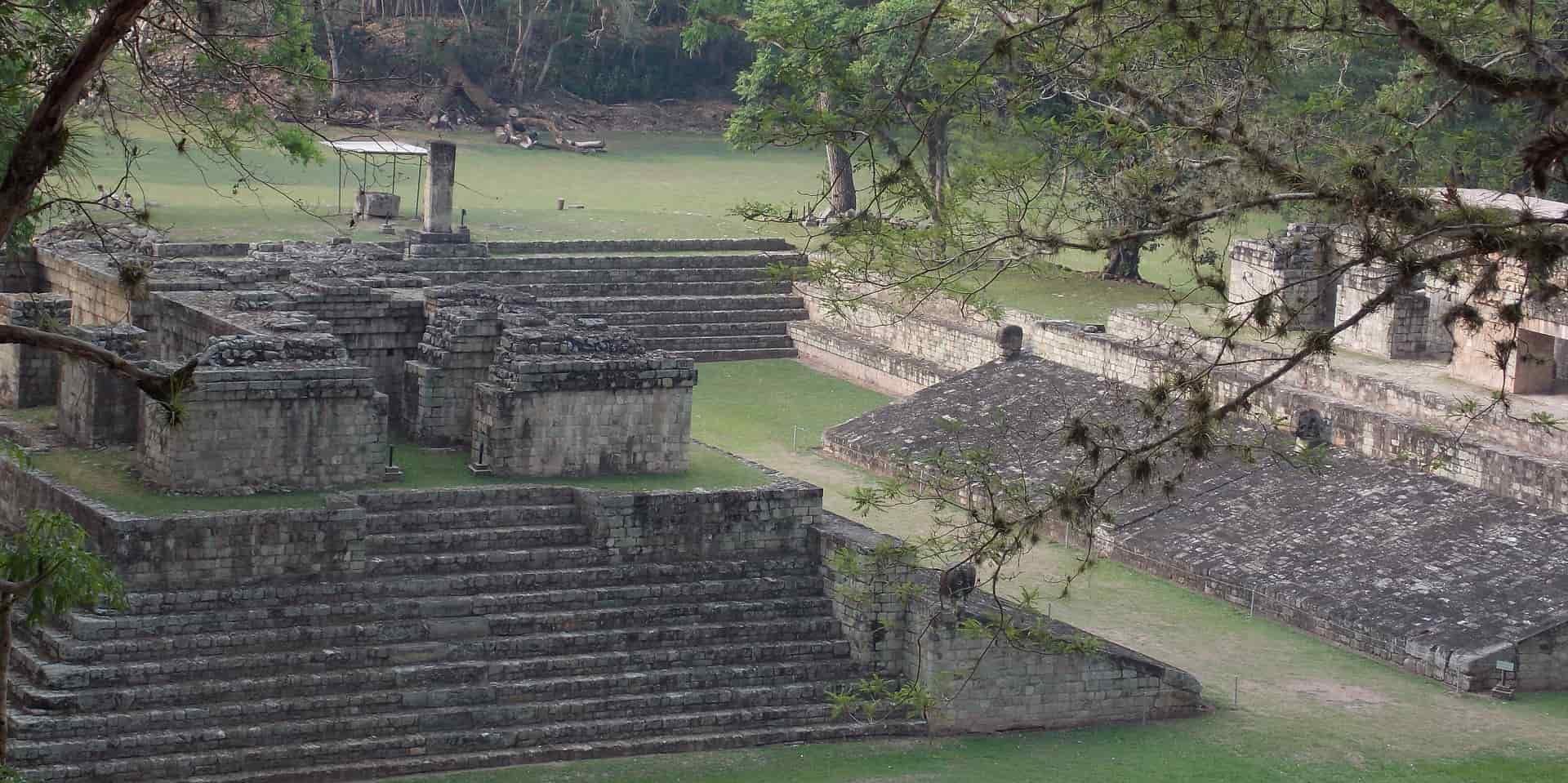Тур в Гондурас. Археологической комплекс Копан