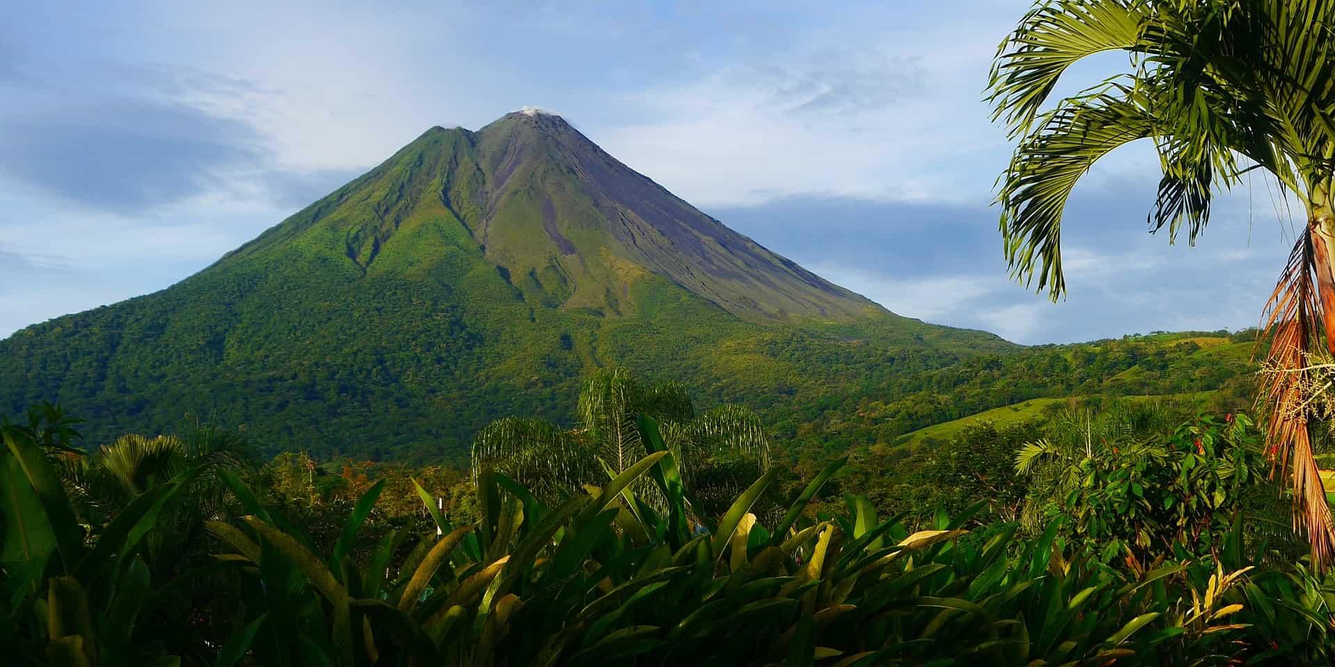 Тур в Коста Рику. Ареналь фото