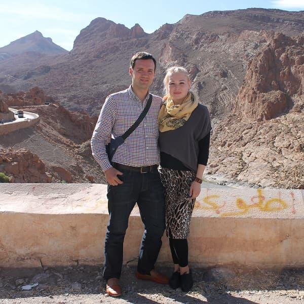 Тур в Марокко с Юникондор. Отзыв Елены и Сергея