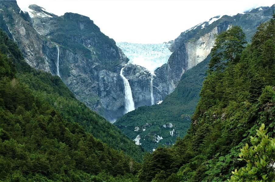 Туры в Патагонию. Висячий Ледник Кеулат