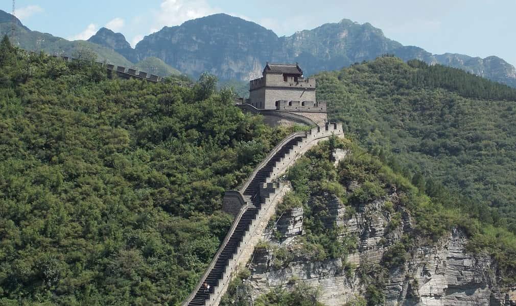 Тур в Пекин достопримечательности. Великая Китайская Стена