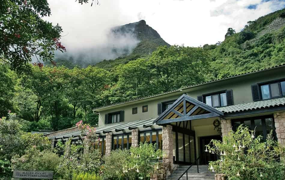 Вип тур в Перу. Отель на Мачу Пикчу Belmond Sanctuary Lodge