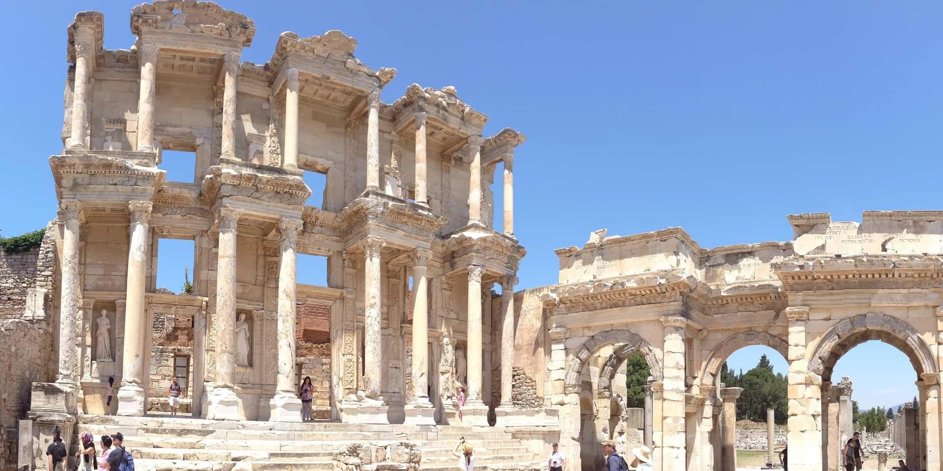 Тур в Турцию. Эфес фото