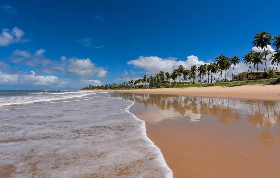 Отдых в Бразилиии. Курорт Прайя ду Форте