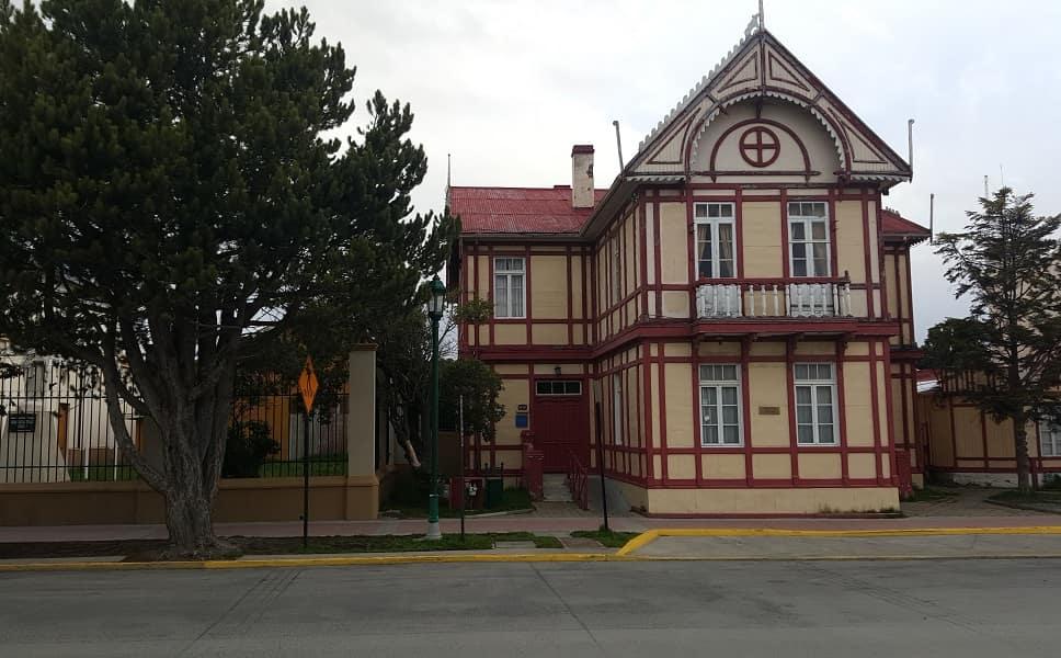 Туры в Чили. Пуэрто Наталес. Центр города