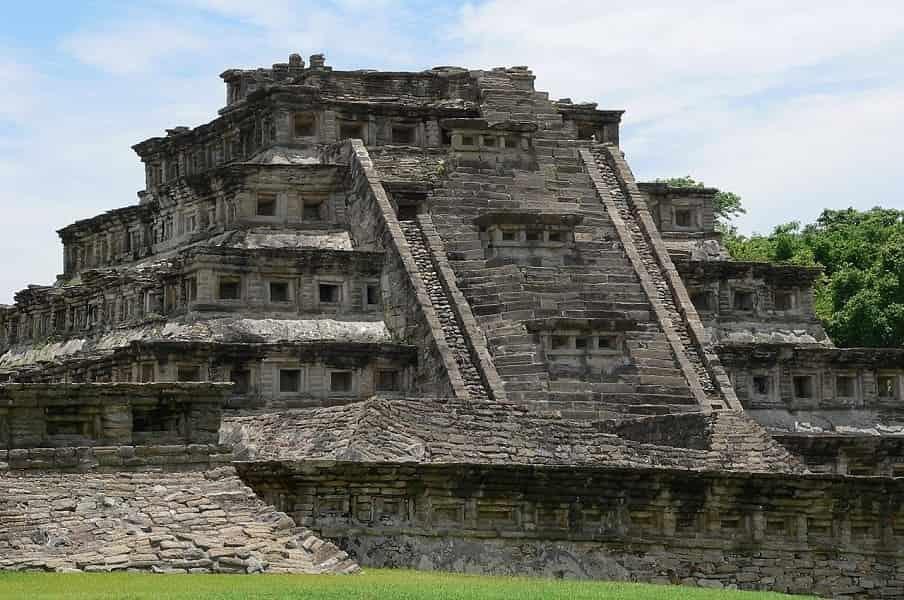 Туры в Мексику. Яшчилан