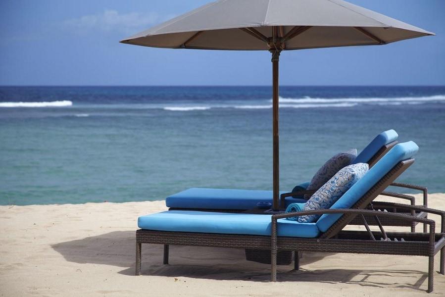 Туры на Бали. Пляж Нуса Дуа фото