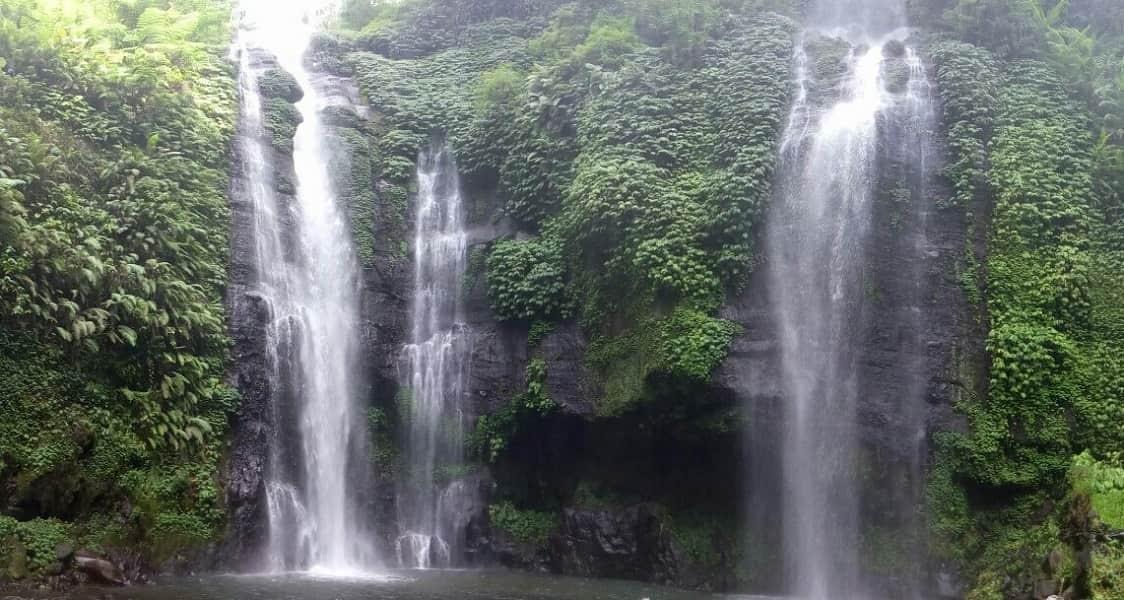 Туры на Бали. Водопад Секумпуль
