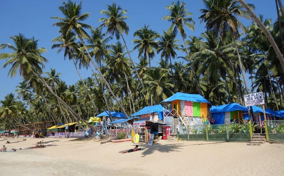 Туры на Гоа. Индия