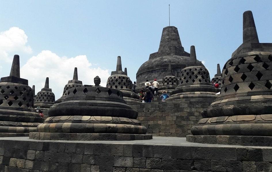 Туры на остров Ява. Храм Борободур фото