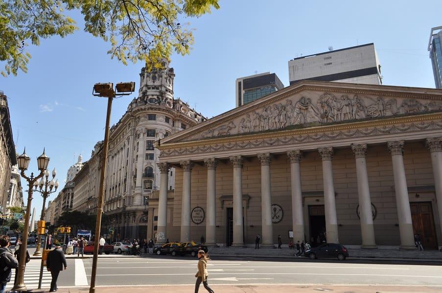 Туры в Аргентину. Буэнос Айрес. Кафедральный собор