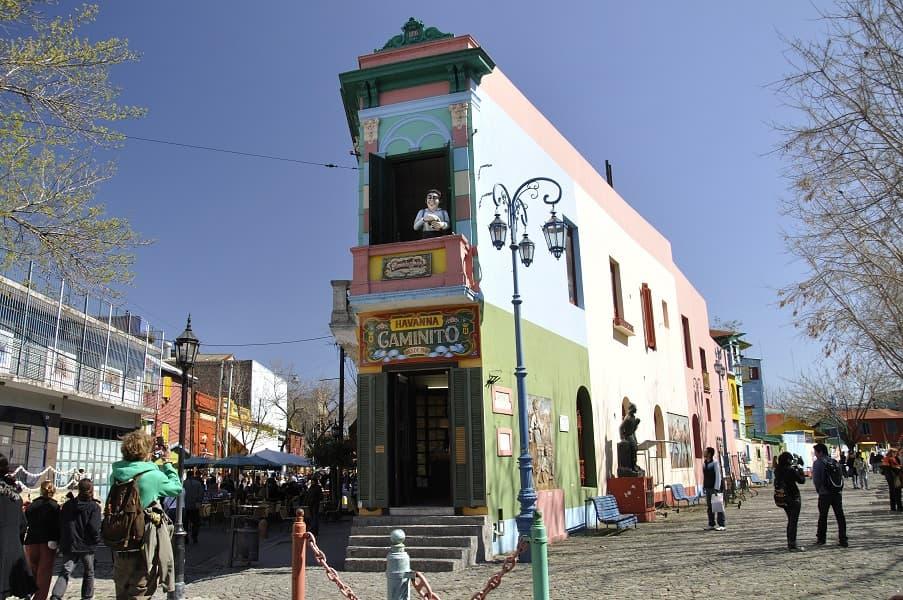 Туры в Аргентину. Буэнос Айрес. Каминито. Район Ла Бока