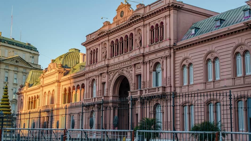 Туры в Аргентину. Буэнос Айрес. Муниципальное здание