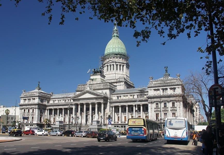 Туры в Аргентину. Дворец Национального конгресса