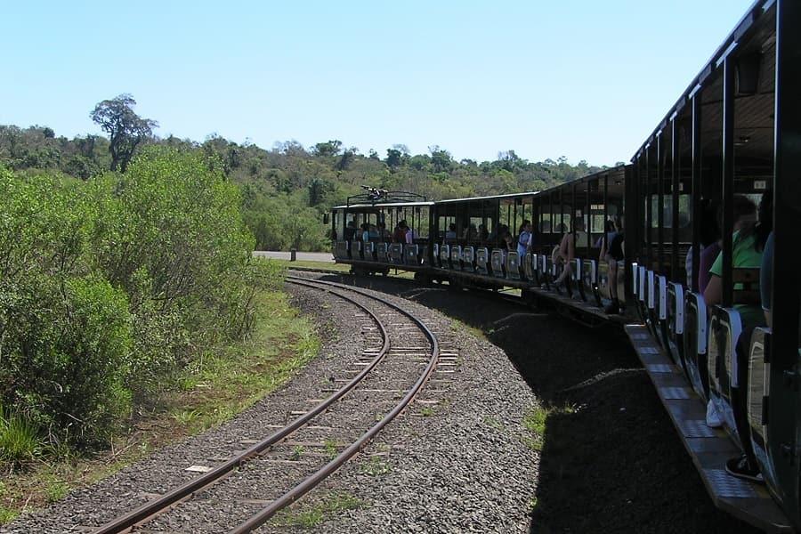 Туры в Аргенну. Поезд к Игуасу