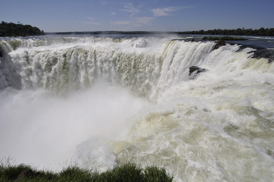 Туры в Аргентину. Водопад Игуасу. Глотка дьявола