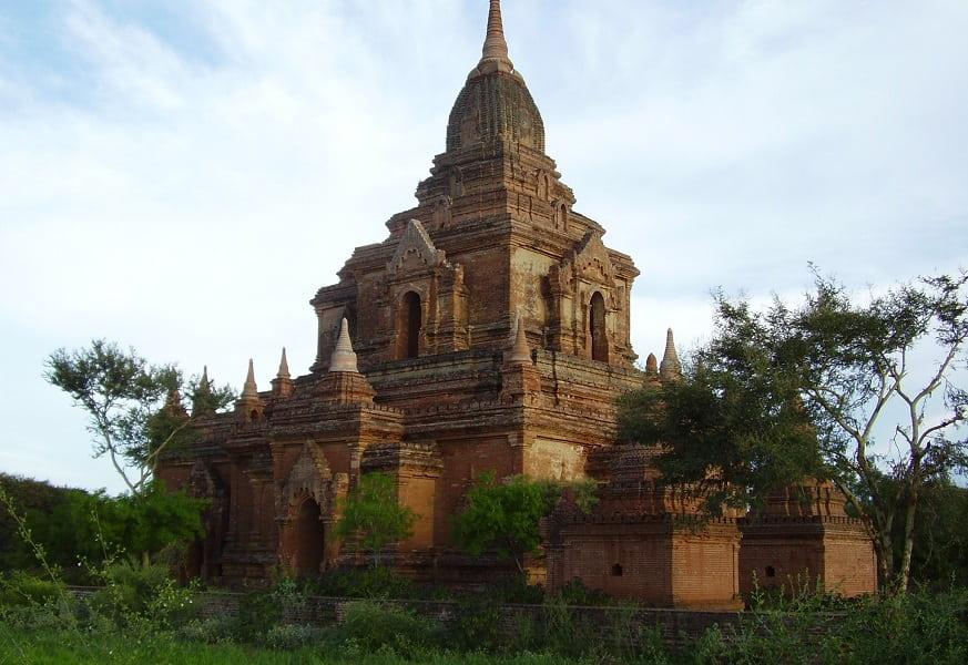 Туры в Бирму. Храм Багана
