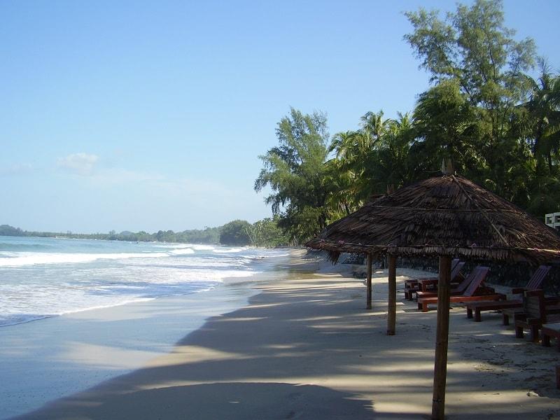 Туры в Бирму. Отдых на пляже Нгапали
