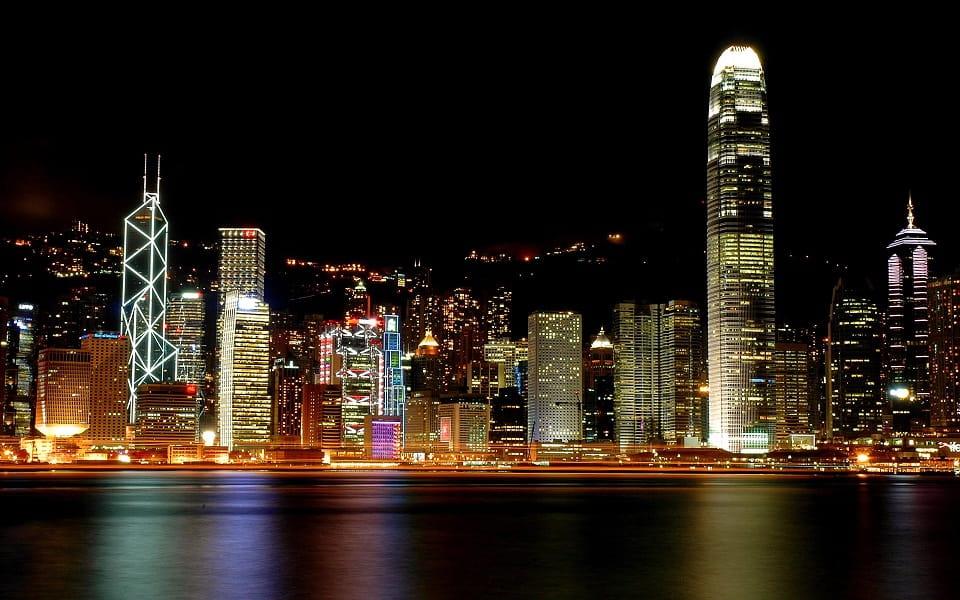 Туры в Гонконг. Бухта Виктория фото