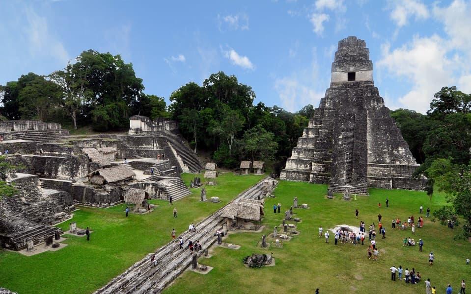 Туры в Гватемалу. Археологический комплекс Тикаль