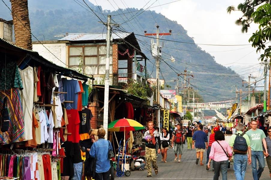 Туры в Гватемалу. Экскурсия на озеро Атитлан. Панахачель
