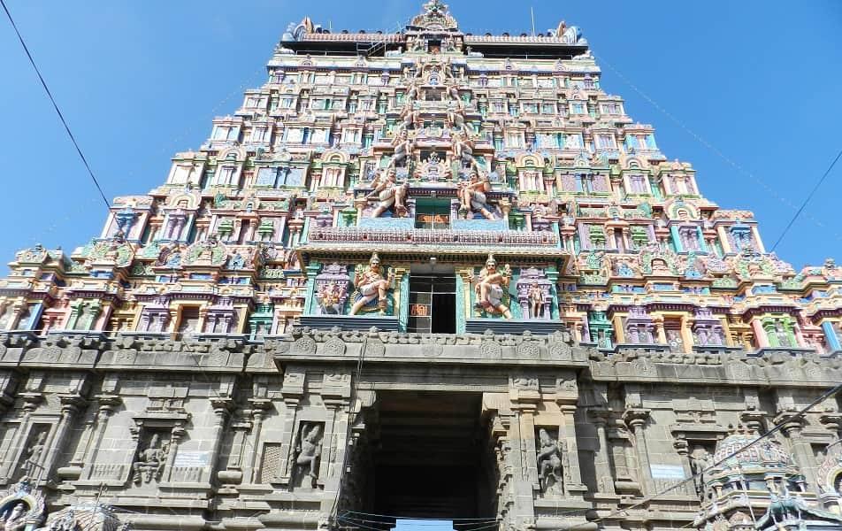 Туры в Индию из Киева с перелетом Чидамбарам фото
