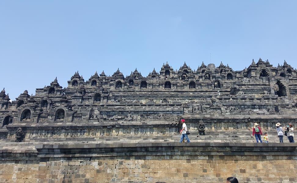 Туры в Индонезию. Комплекс Борободур фото