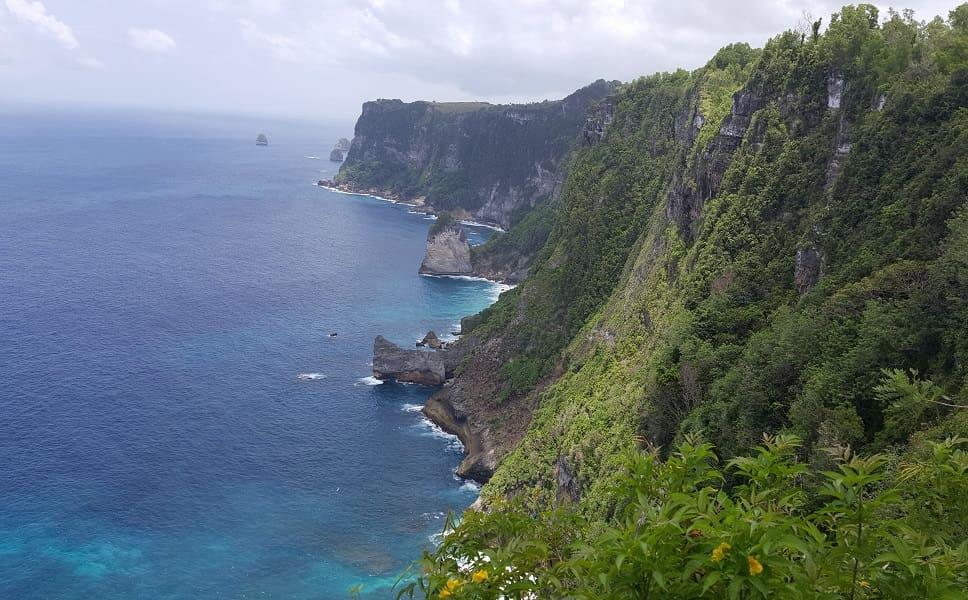 Туры в Индонезию. Остров Нуса Пенида
