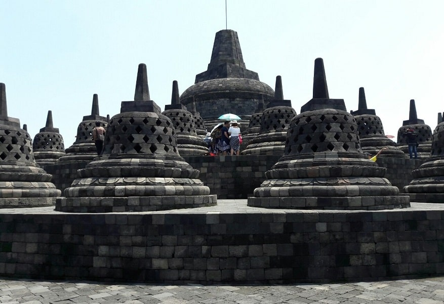 Туры в Индонезию. Остров Ява. Борободур фото