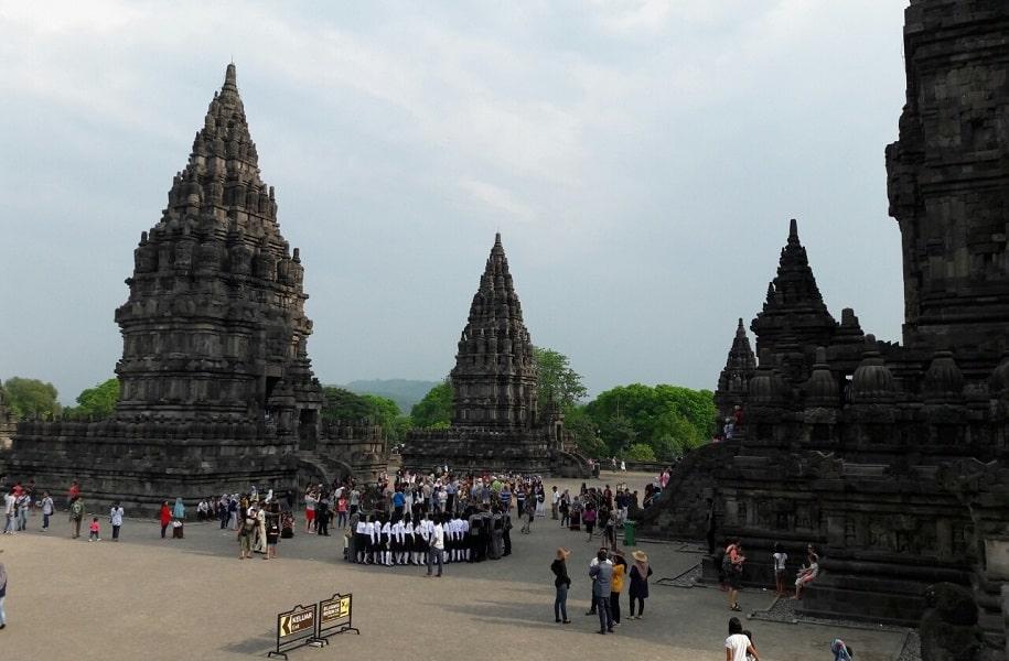 Туры в Индонезию. Остров Ява. Прамбанан фото